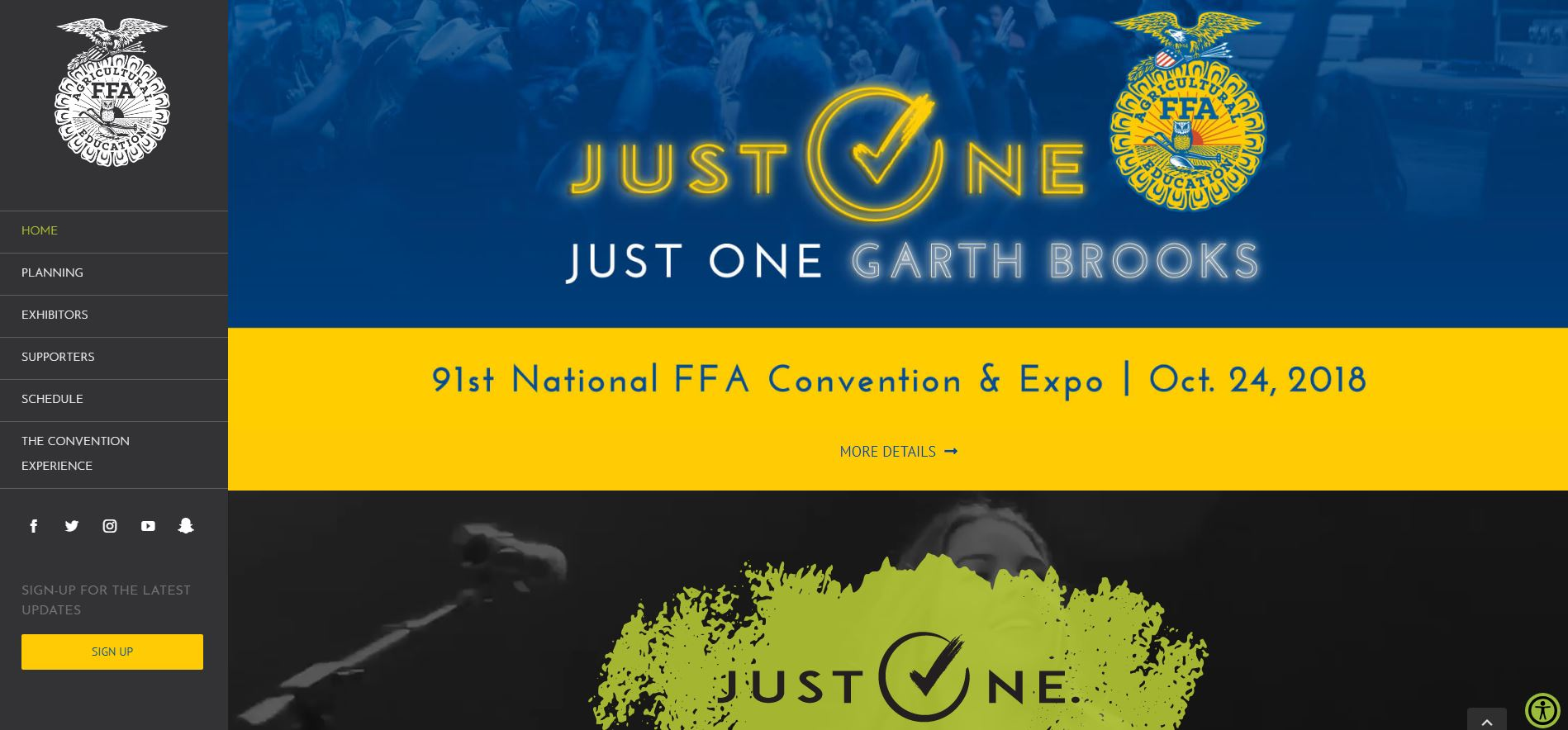 Garth-Brooks-Announces-Private-Concert-for-the-National-FFA-Organization