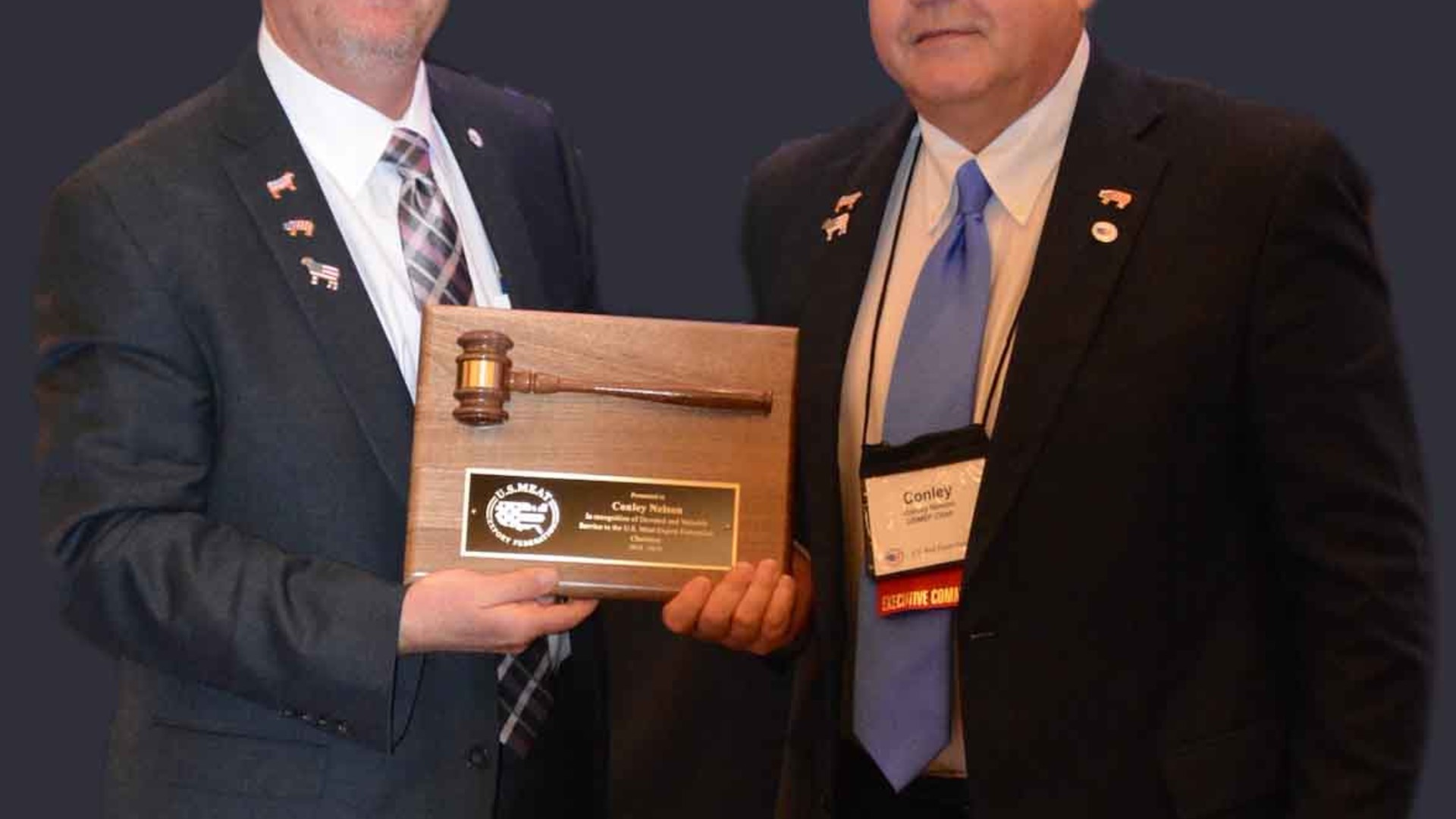 Idaho Cattlemen Elected New USMEF President