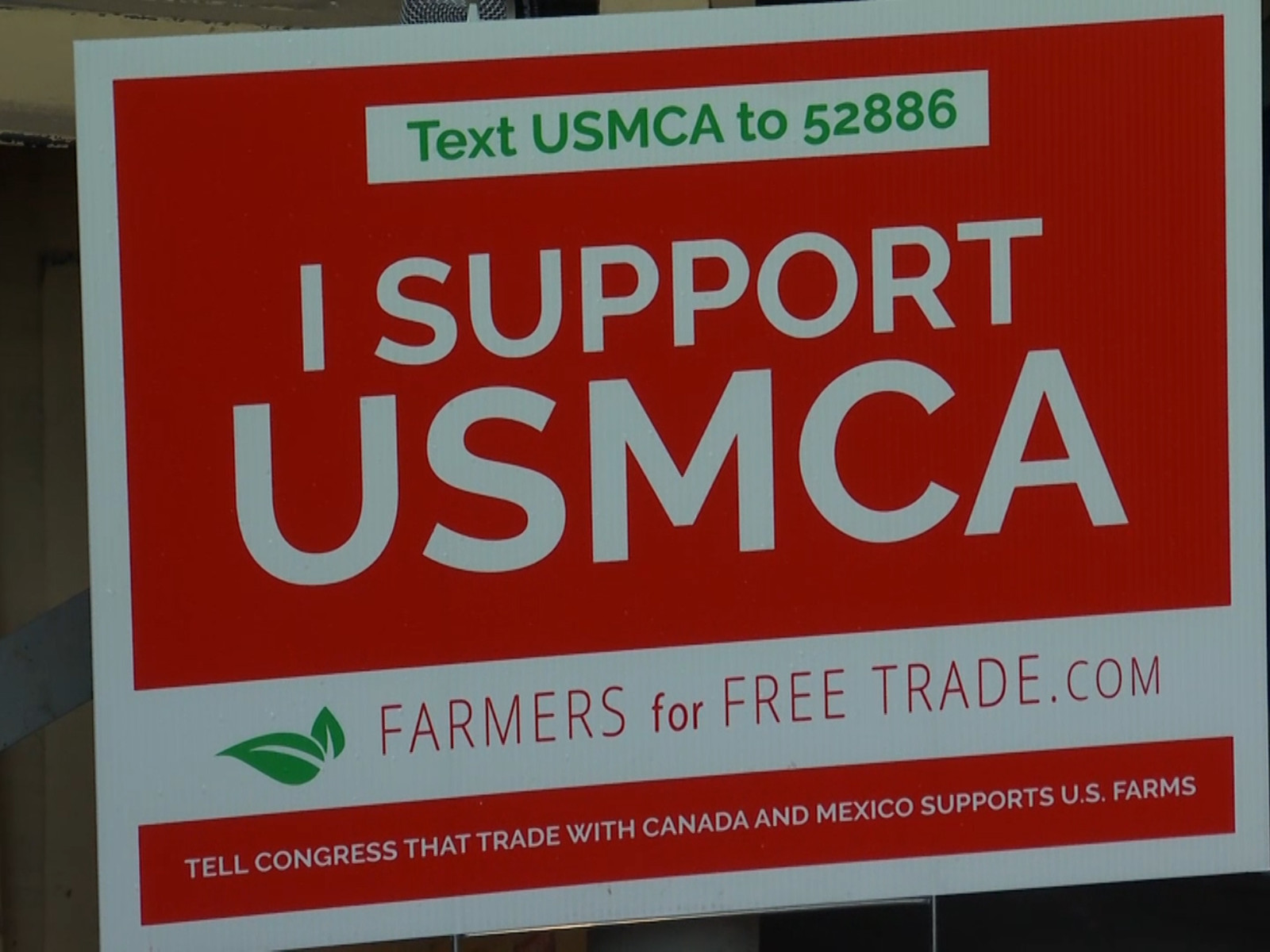 USMCA Down to the Wire in Congress