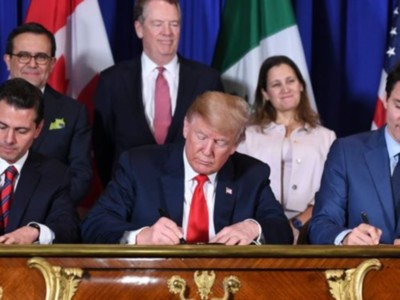 House Democrats Reach Deal with White House on USMCA
