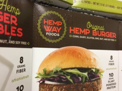Colorado Company Makes Burgers from Hemp
