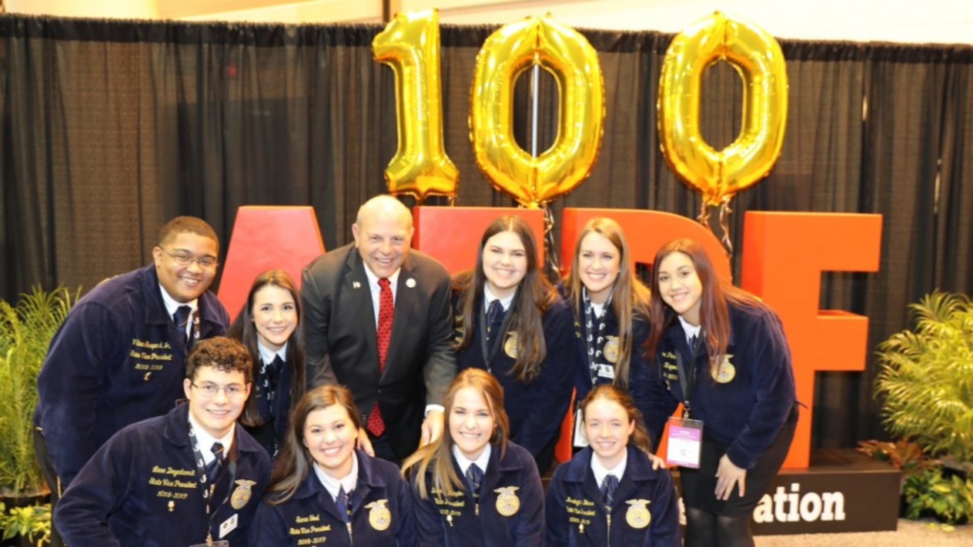 American Farm Bureau Federation Invites 4-H &FFA Members to 2020 Annual Convention