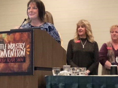American National CattleWomen President Proud to Serve Beef Industry
