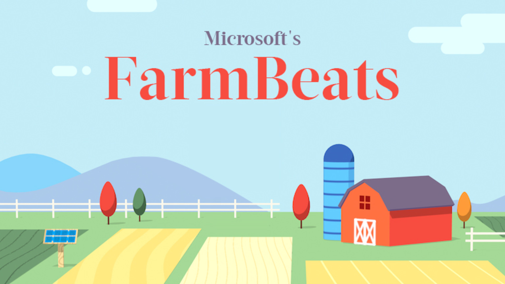 MS FarmBeats Pt 1