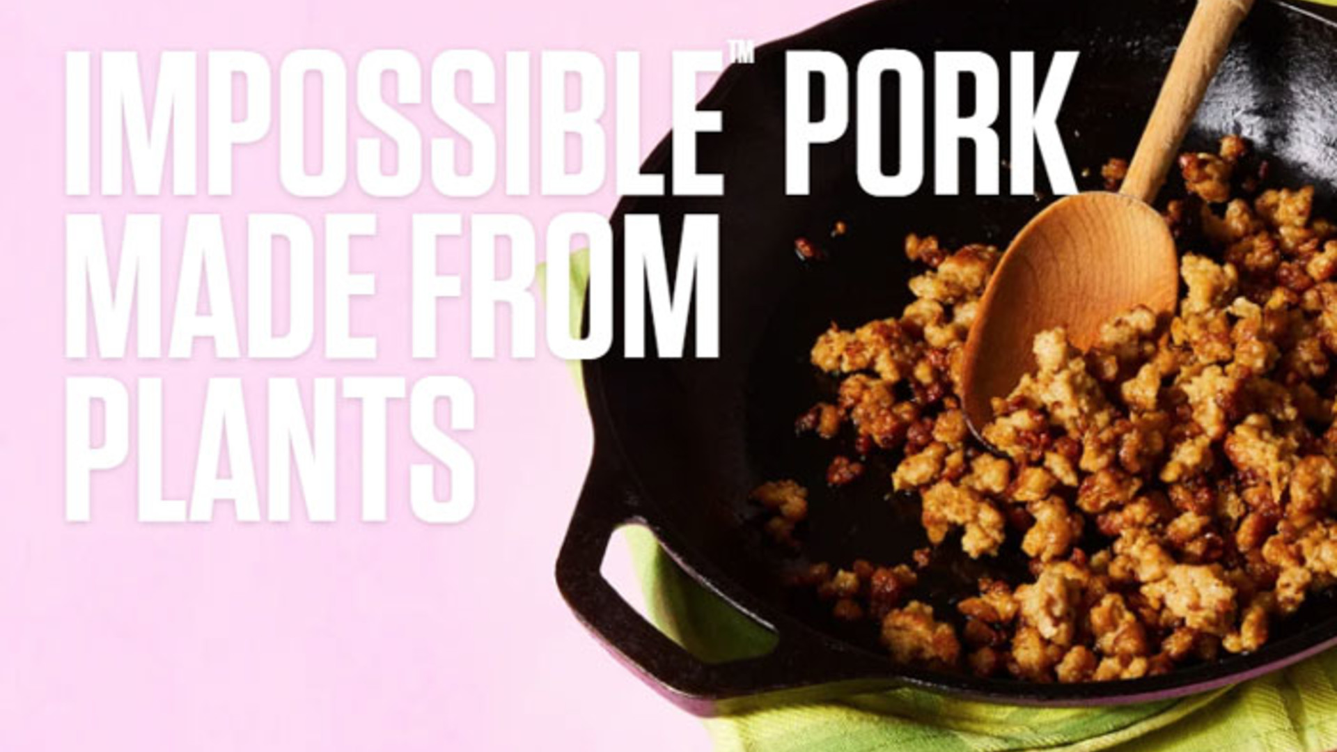 NPPC Says Impossible Pork is Impossible