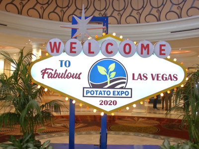 Las Vegas Hosts 2020 Potato Expo