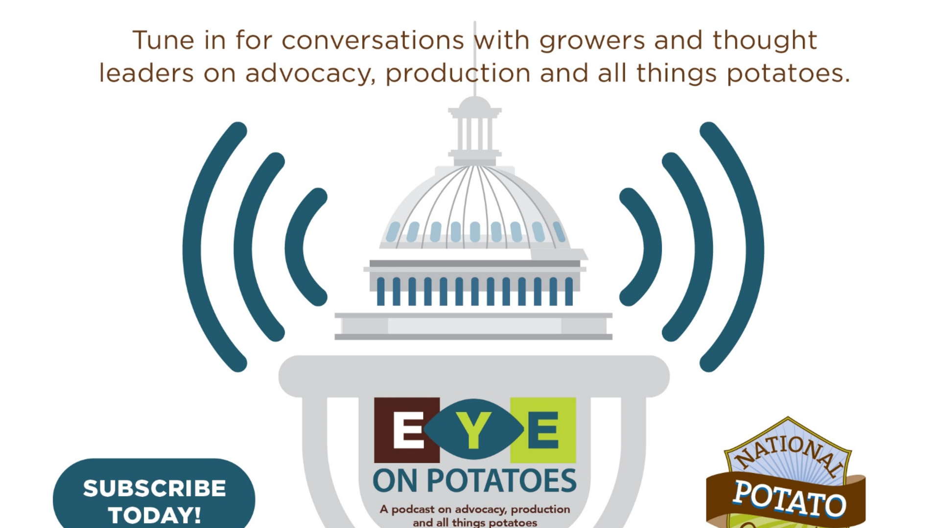 Eye On Potatoes Podcast Pt 2