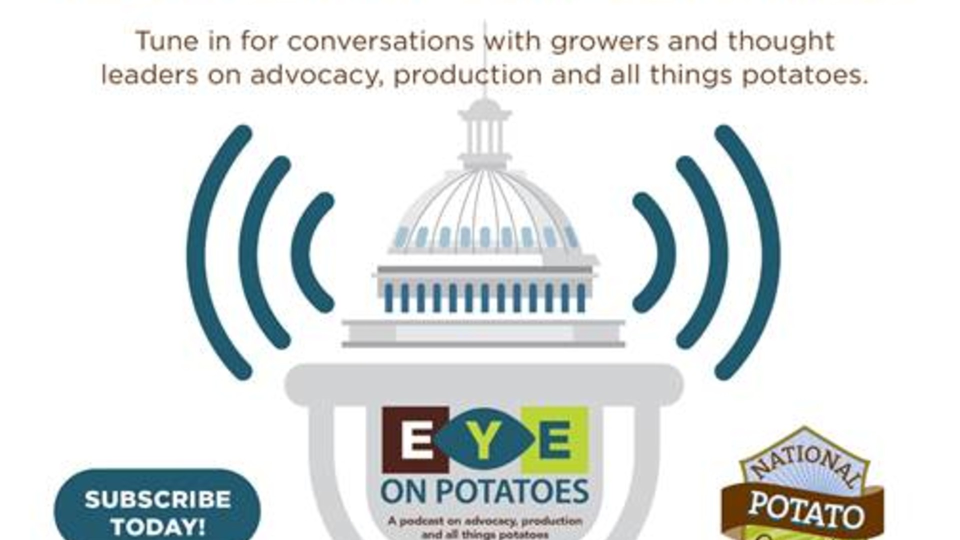 Eye On Potatoes Podcast Pt 1