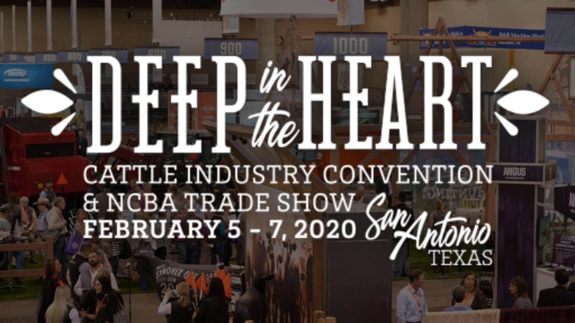 Thousands Gather in San Antonio for Annual Cattle Industry Convention and NCBA Trade Show