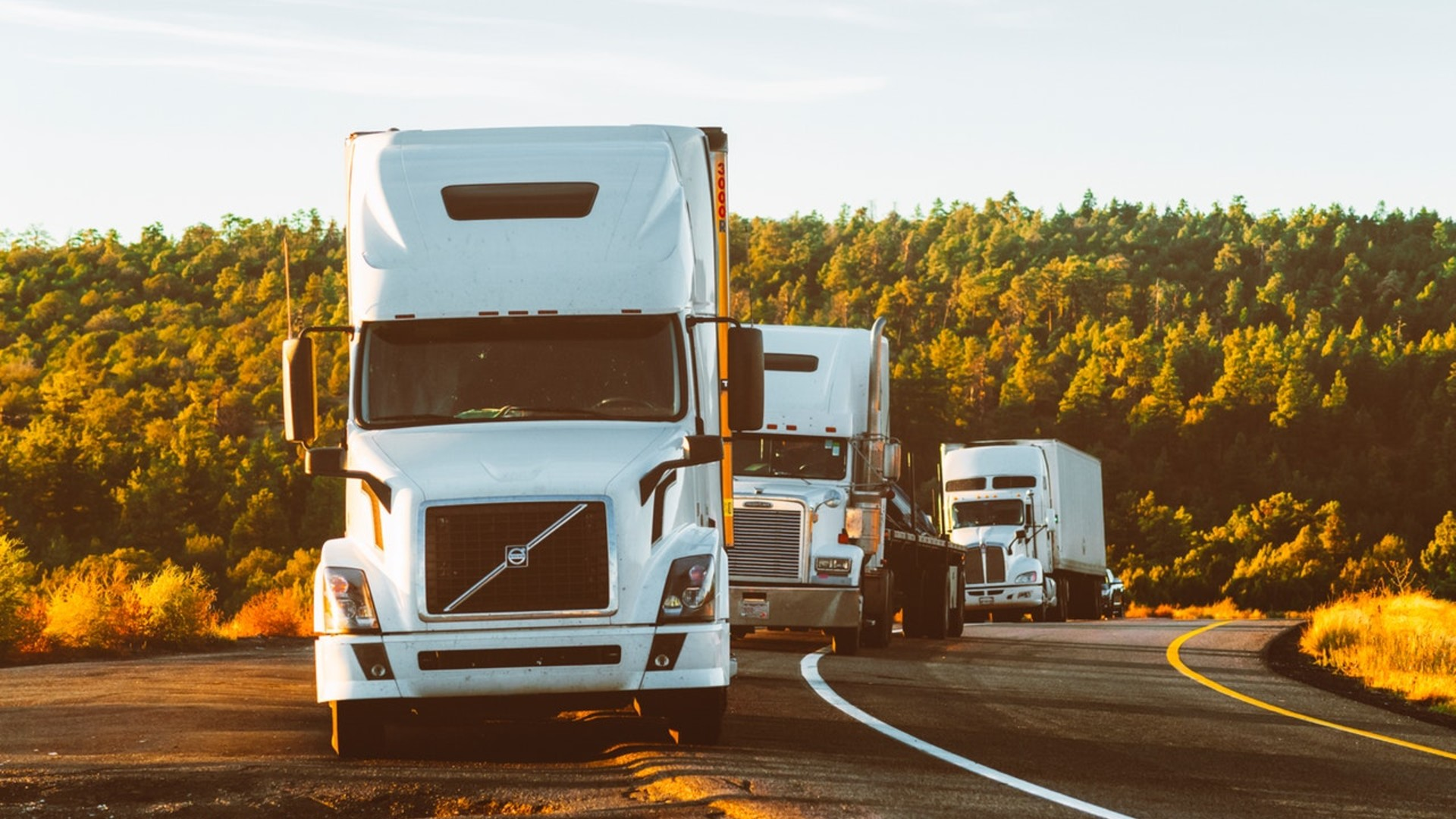 Trucking Companies Squeezed by Lack of Qualified Drivers