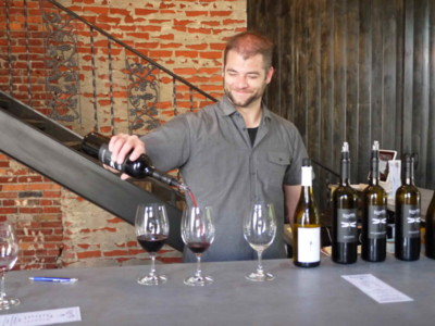 Kontos Cellars Represents Walla Walla Pt 1