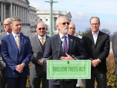 Trillion Trees Act