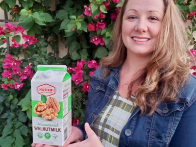 Consumers Now Have Walnut Milk For Dairy Free Alternative