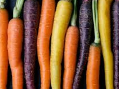 Colorado Carrots are Colorful