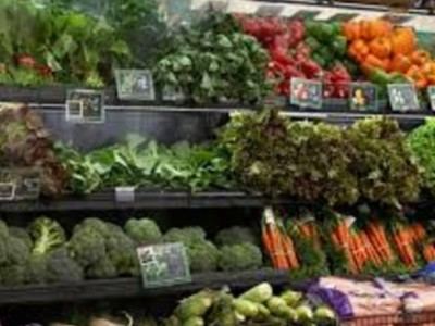 Fresh Produce Sales Up