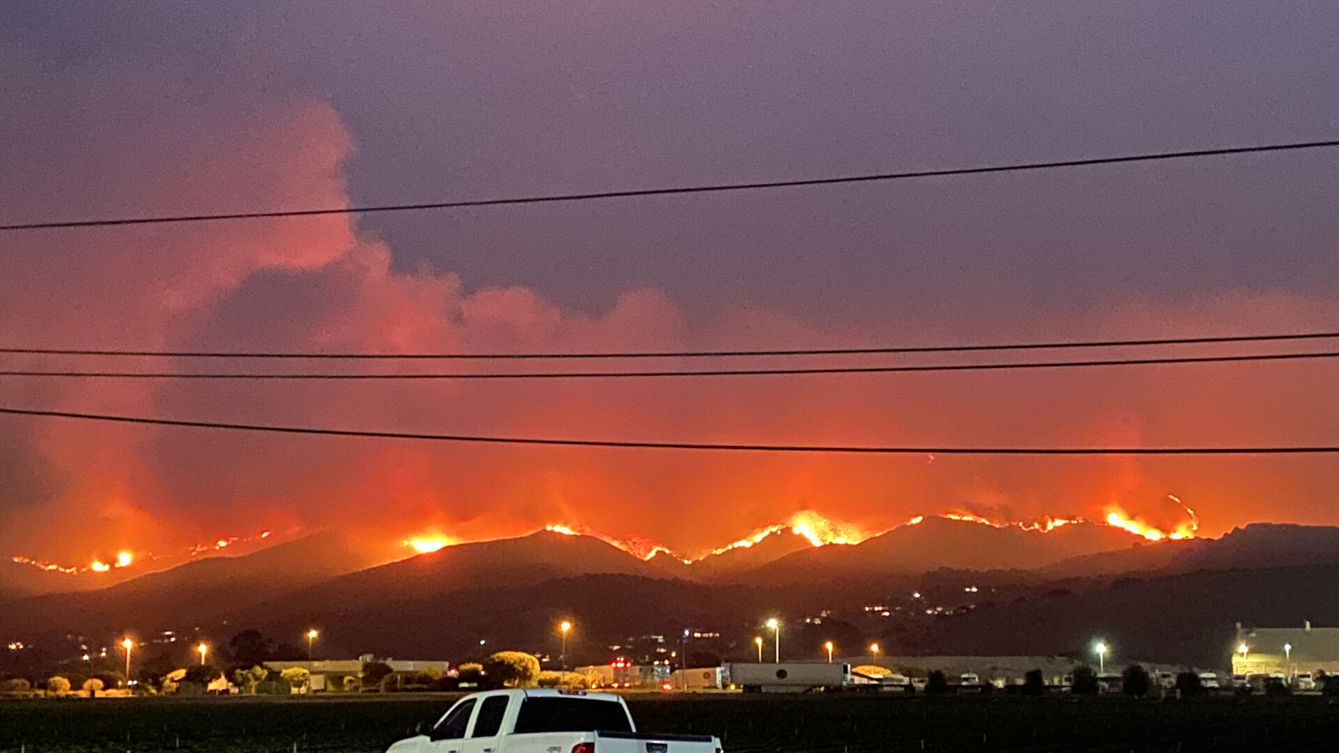 Potato Acres Low and California Wildfires Threaten Crops