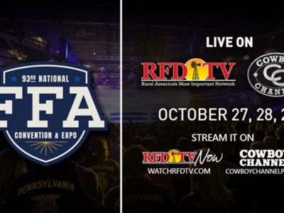 RFD-TV Partners With National FFA Organization for Live Broadcast