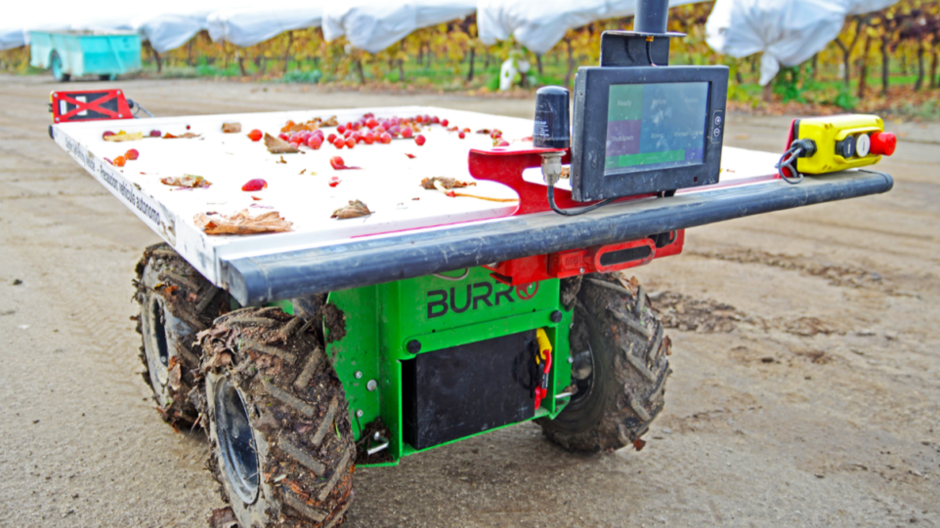 Automation in Specialty Crops - Part 2