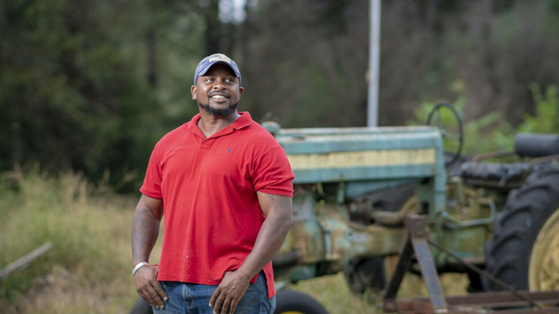 Comfort Farms Connects Veterans to Agriculture