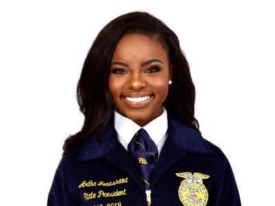 National FFA Officer Hopes to Inspire Others