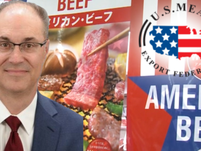 New USMEF Chairman Looking Ahead to Challenges & Opportunities