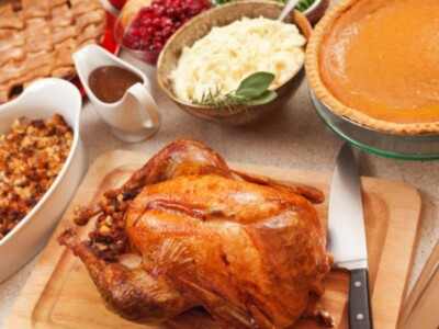 Traditional Thanksgiving Dinner to Cost Less This Year