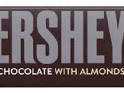 It's Not Just Hershey Bars With Almonds Anymore