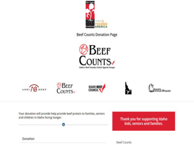 Agri Beef Helps Celebrate Beef Counts 10-Year Anniversary