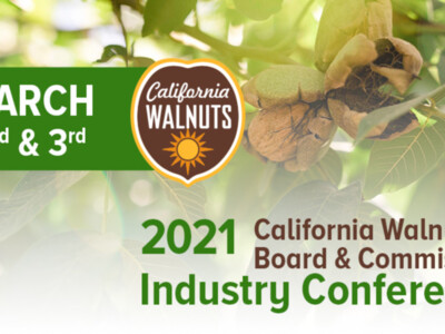 Walnut Industry Conf. To Focus on Trade Issues