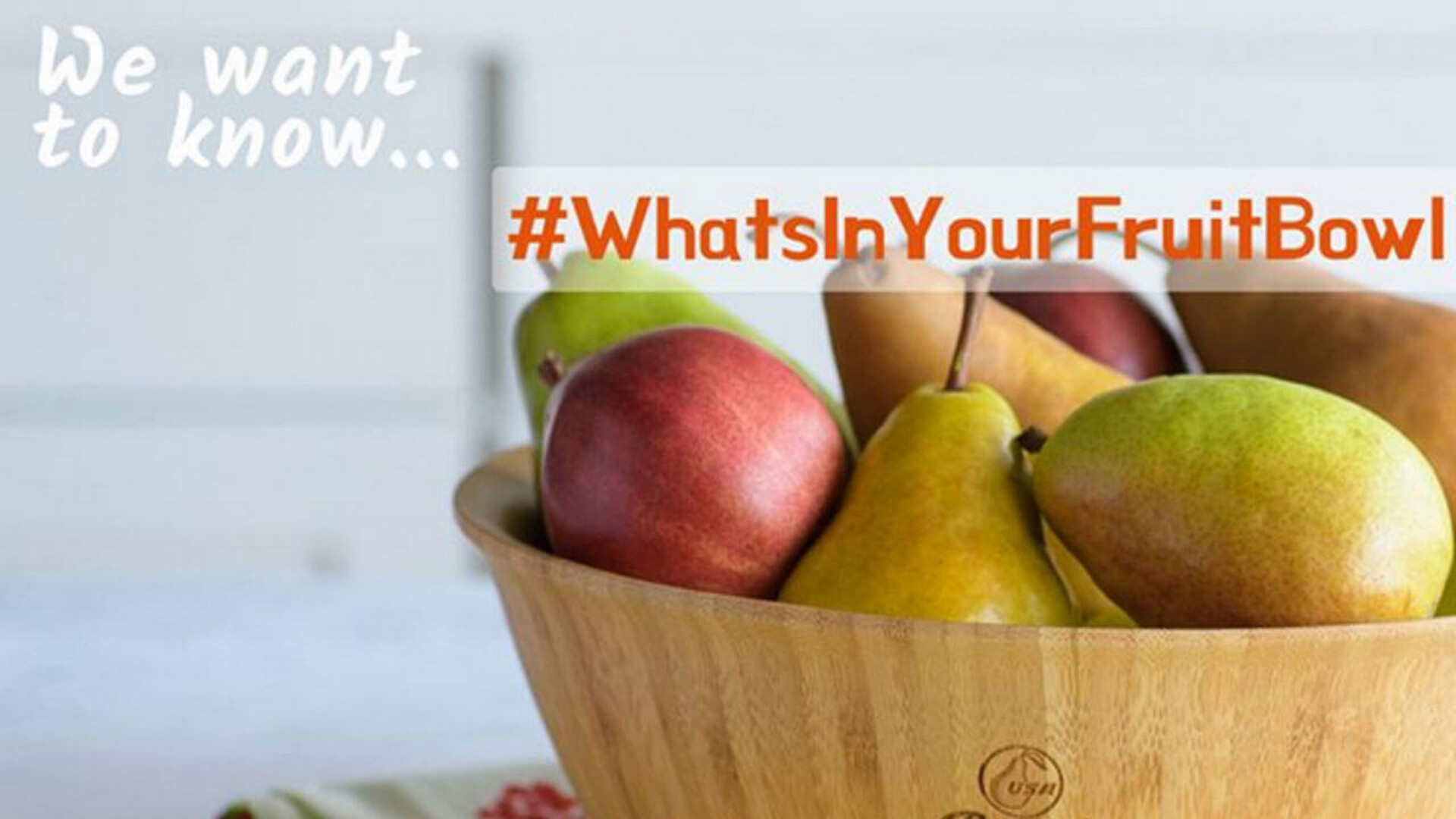 What's In Your Fruit Bowl Sweepstakes Pt 2