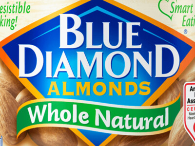 Blue Diamond Does Big E-Commerce on Amazon