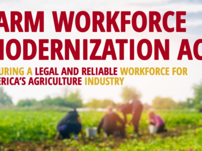 Farm Workforce Modernization Act Reintroduced Pt 2