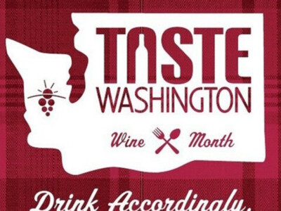 Taste Washington Wine Month Pt 2