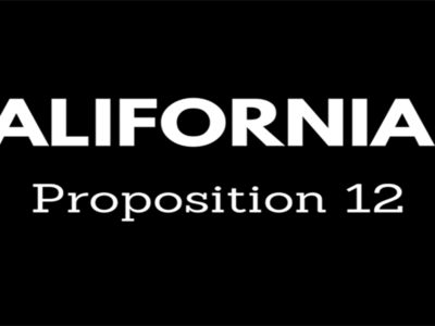 20 States Back Challenge to the Constitutionality of California's Prop 12